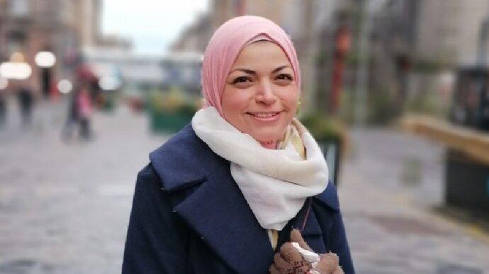 Portrait of Amany Hassan