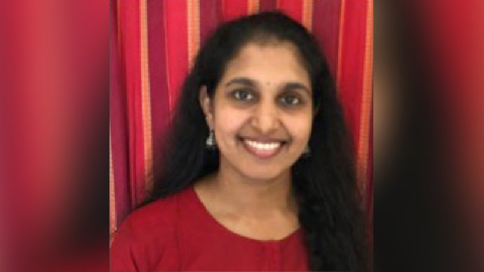 Portrait of Sreeja Lakshmi