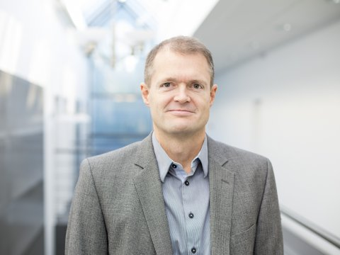 Portrait of Bent Frandsen