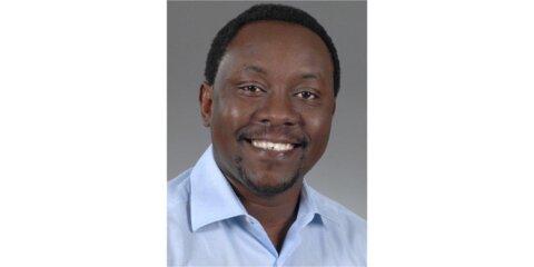 Portrait of Dr Thumbi Mwangi